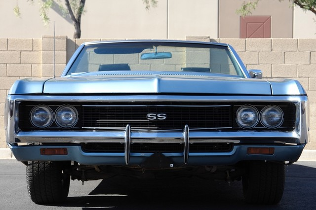 1969 Chevrolet Impala SS Phoenix, AZ 19