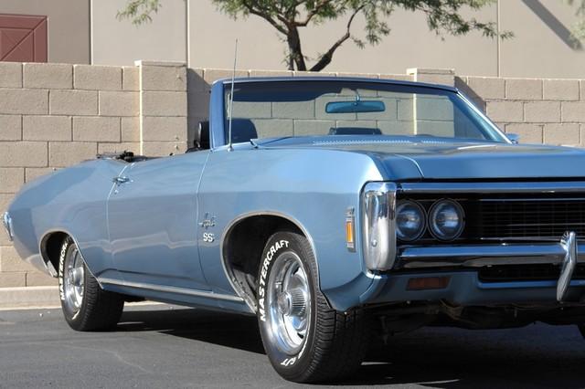 1969 Chevrolet Impala SS Phoenix, AZ 20