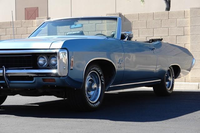 1969 Chevrolet Impala SS Phoenix, AZ 21