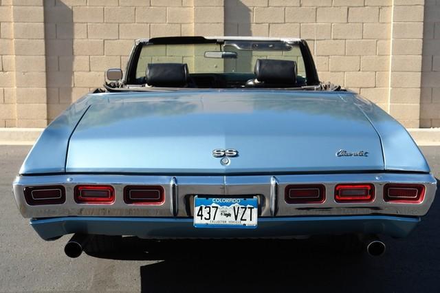 1969 Chevrolet Impala SS Phoenix, AZ 22