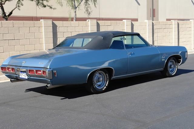 1969 Chevrolet Impala SS Phoenix, AZ 4