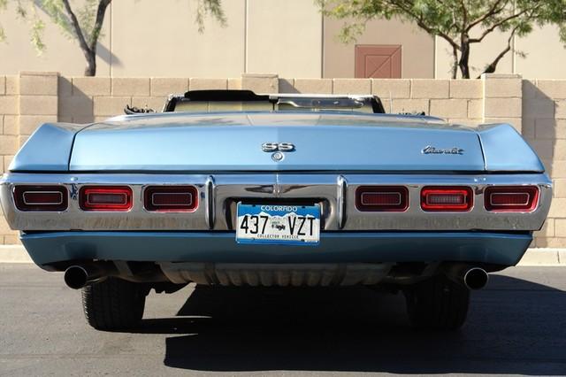 1969 Chevrolet Impala SS Phoenix, AZ 23