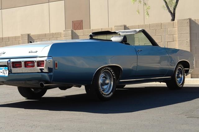1969 Chevrolet Impala SS Phoenix, AZ 25