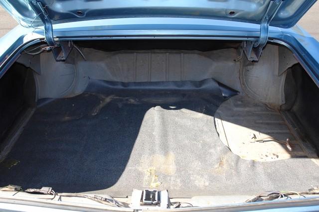 1969 Chevrolet Impala SS Phoenix, AZ 9