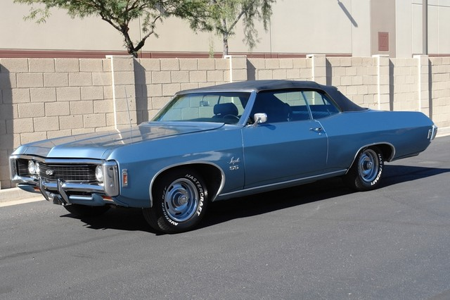 1969 Chevrolet Impala SS Phoenix, AZ 6