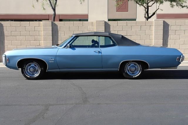 1969 Chevrolet Impala SS Phoenix, AZ 8