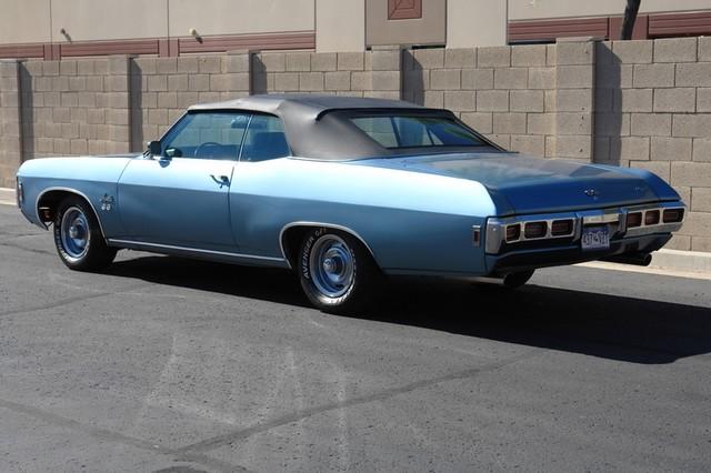 1969 Chevrolet Impala SS Phoenix, AZ 10