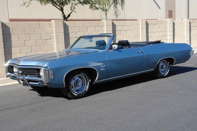 1969 Chevrolet Impala SS Phoenix, AZ 12