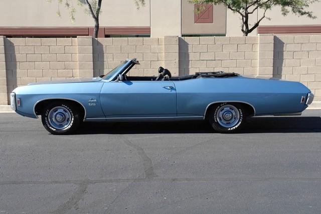 1969 Chevrolet Impala SS Phoenix, AZ 13
