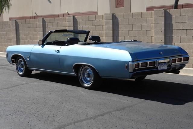 1969 Chevrolet Impala SS Phoenix, AZ 14