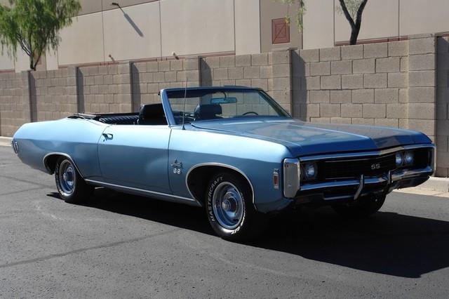 1969 Chevrolet Impala SS Phoenix, AZ 15