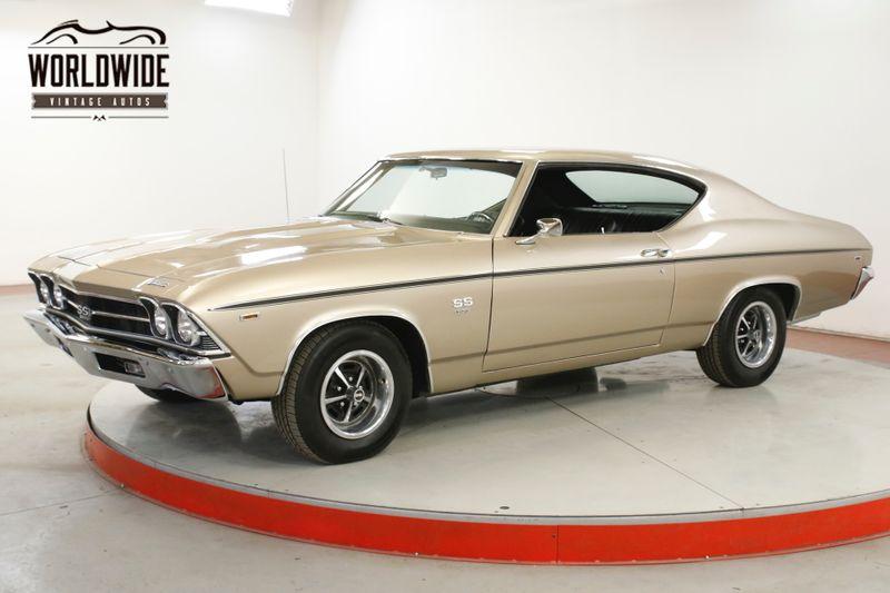 1969 Chevrolet MALIBU SS REBUILT 396 BIG BLOCK 12 BOLT 500 MILES! | Denver, CO | Worldwide Vintage Autos