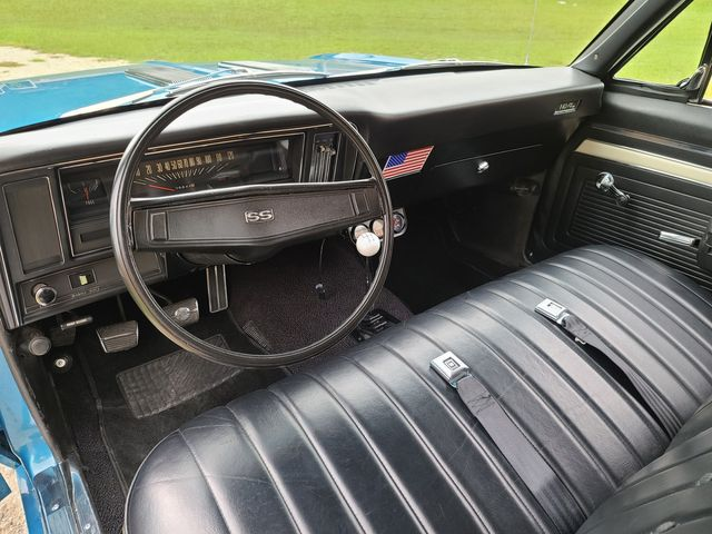 1969 Chevrolet Nova Coupe SS in Hope Mills, NC 28348