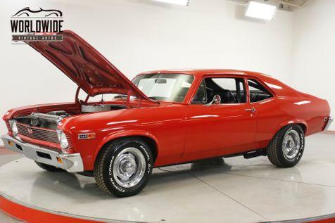 1969 Chevrolet NOVA SS BIG BLOCK AUTO BUCKET SEATS RALLYE WHEELS | Denver, CO | Worldwide Vintage Autos in Denver, CO