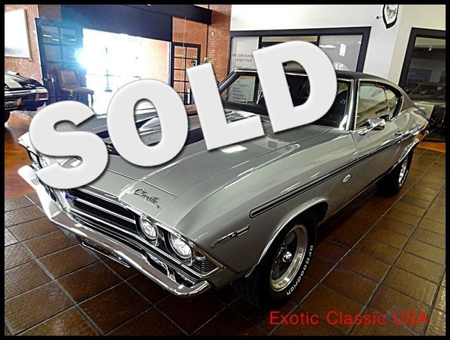 1969 Chevrolet Chevelle 427 Yenko Tribute La Jolla, Califorina  0