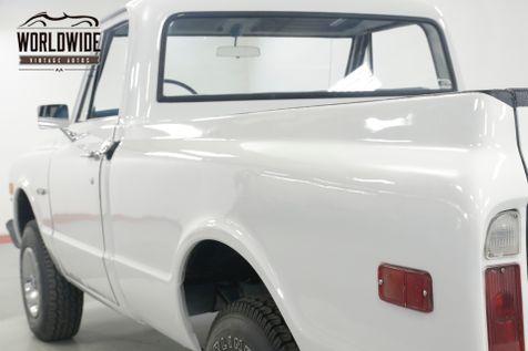 1969 Chevrolet TRUCK RARE K10 4x4 SHORT BED 1 OF 1649 V8 | Denver, CO | Worldwide Vintage Autos in Denver, CO