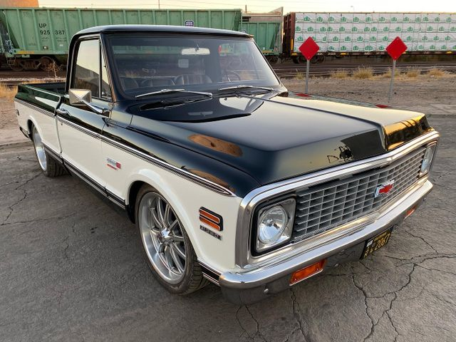 1969 Chevy C10 shortbed