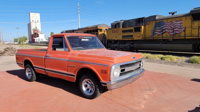 1969 Chevy C10 Short Bed