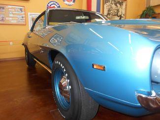 1969 Chevy Camaro COPO Blanchard, Oklahoma 2