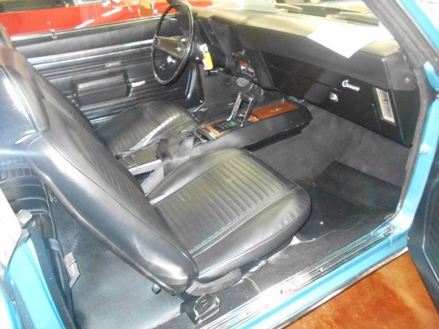 1969 Chevy Camaro COPO Blanchard, Oklahoma 1