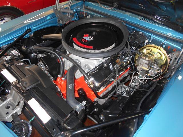 1969 Chevy Camaro COPO Blanchard, Oklahoma 14