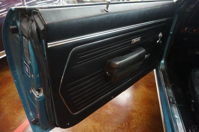 1969 Chevy Camaro COPO Blanchard, Oklahoma 40