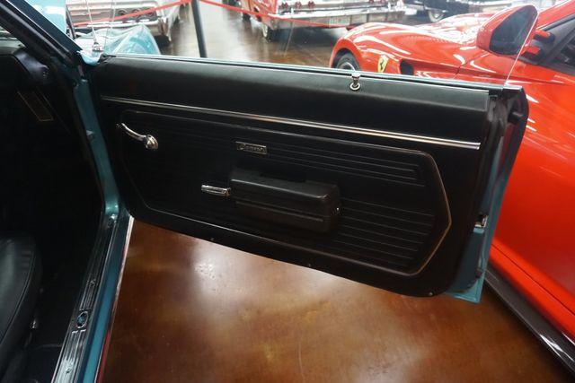 1969 Chevy Camaro COPO Blanchard, Oklahoma 50