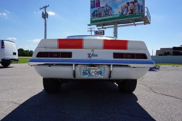 1969 Chevy Camaro Blanchard, Oklahoma 7