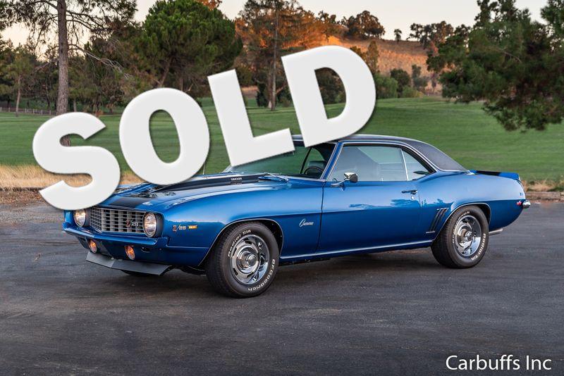 1969 Chevy Camaro Z/28 | Concord, CA | Carbuffs
