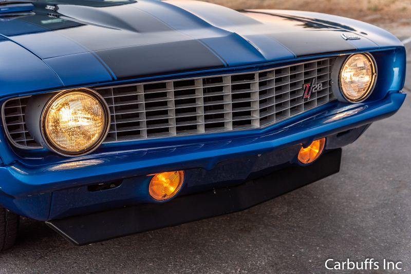 1969 Chevy Camaro Z/28   Concord, CA   Carbuffs in Concord, CA