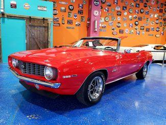 1969 Chevy CAMARO CONVERTIBLE BIG BLOCK DROPTOP in Mustang, OK 73064