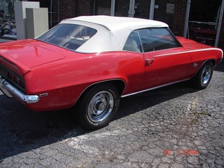 1969 Chevy camaro ss Spartanburg, South Carolina 1