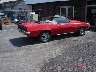 1969 Chevy camaro ss Spartanburg, South Carolina 13