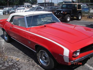 1969 Chevy camaro ss Spartanburg, South Carolina 2
