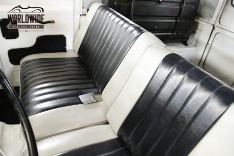 1969 Datsun PATROL HIGH DOLLAR RESTORATION. RARE 4x4. COLLECTOR  | Denver, CO | Worldwide Vintage Autos in Denver, CO
