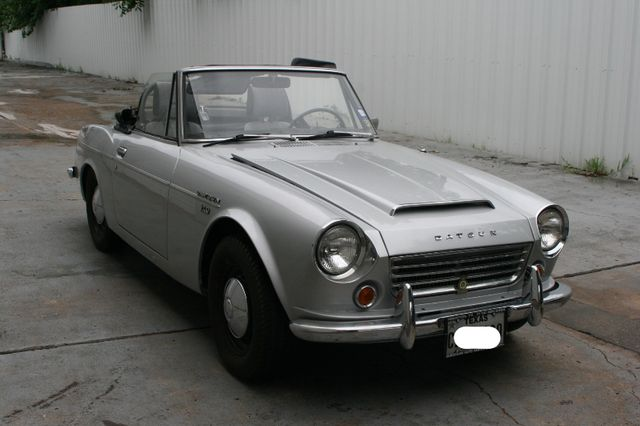 1969 Datsun 1600 Houston, Texas 2
