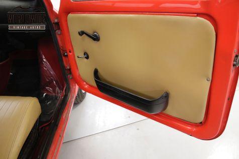 1969 Fiat 500 ITALIAN MICROCAR RAGTOP SUNROOF 650CC 4SPD | Denver, CO | Worldwide Vintage Autos in Denver, CO