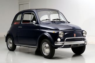 1969 Fiat 500L Fully Restored Original*Convertible*Manual*Rare** | Plano, TX | Carrick's Autos in Plano TX