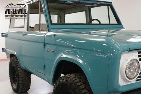 1969 Ford BRONCO RESTORED. UNCUT. V8! DISC. EXTRAS. | Denver, CO | Worldwide Vintage Autos in Denver, CO