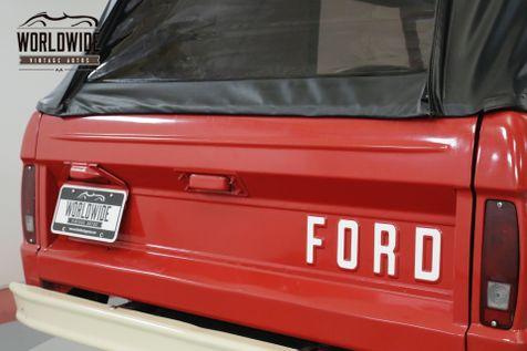 1969 Ford BRONCO UNCUT! 302 V8! SOFT TOP 4x4! RARE.    Denver, CO   Worldwide Vintage Autos in Denver, CO