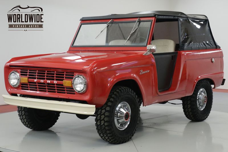 1969 Ford BRONCO UNCUT! 302 V8! SOFT TOP 4x4! RARE.  | Denver, CO | Worldwide Vintage Autos