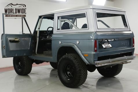 1969 Ford BRONCO SPORT 5.0L FUEL INJECTED V8 PS PB AUTO 4x4 | Denver, CO | Worldwide Vintage Autos in Denver, CO