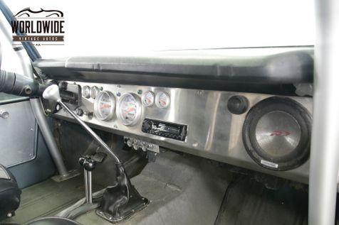 1969 Ford BRONCO SPORT 5.0L FUEL INJECTED V8 PS PB AUTO 4x4 | Denver, CO | Worldwide Vintage Autos in Denver, CO