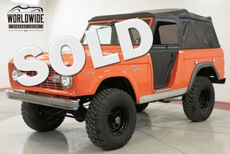1969 Ford BRONCO 302 V8 FULL SOFT TOP 4X4 PS  | Denver, CO | Worldwide Vintage Autos in Denver CO
