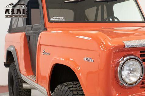 1969 Ford BRONCO 302 V8 FULL SOFT TOP 4X4 PS  | Denver, CO | Worldwide Vintage Autos in Denver, CO