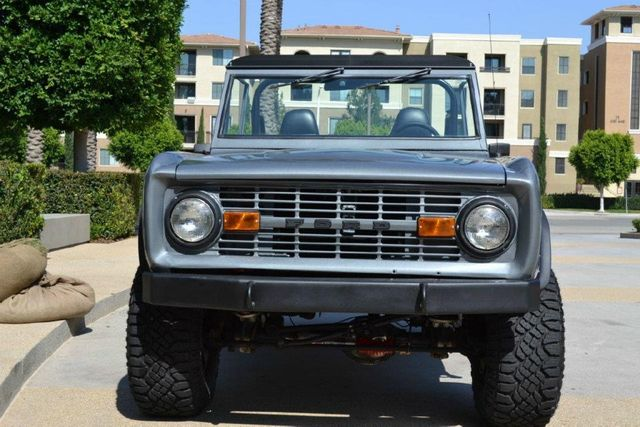 1969 Ford Bronco La Jolla, California 1