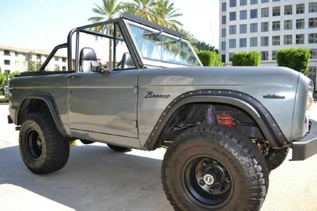 1969 Ford Bronco La Jolla, California 2