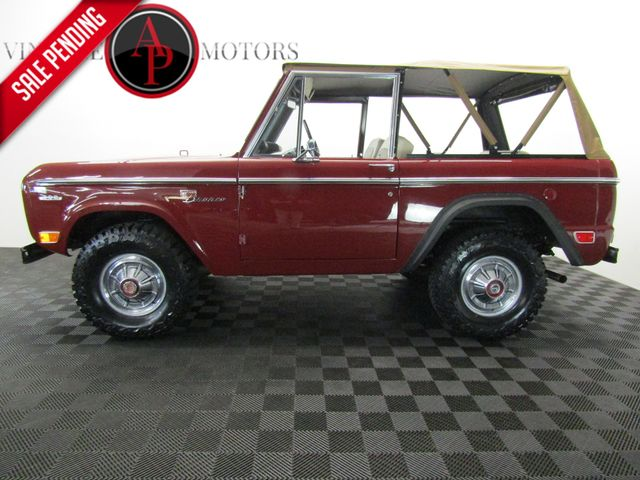 1969 Ford Bronco ROTISSERIE RESTORATION V8 PB 4X4