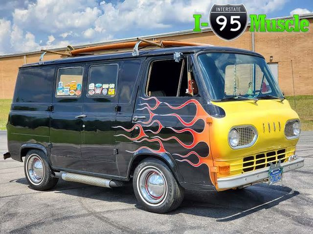 1964 Ford Econoline Window Van V8