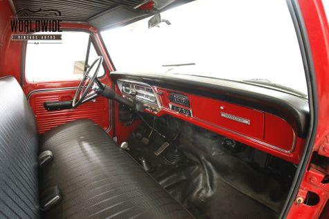 1969 Ford F250  RANGER HIGH BOY 4x4 TIME CAPSULE 360 V8 4SPD    Denver, CO   Worldwide Vintage Autos in Denver, CO
